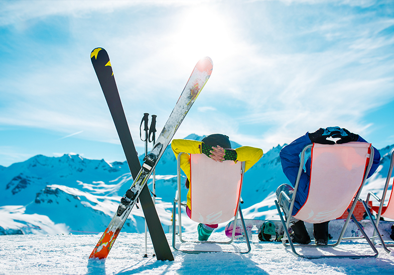 Preparer son sejour au ski